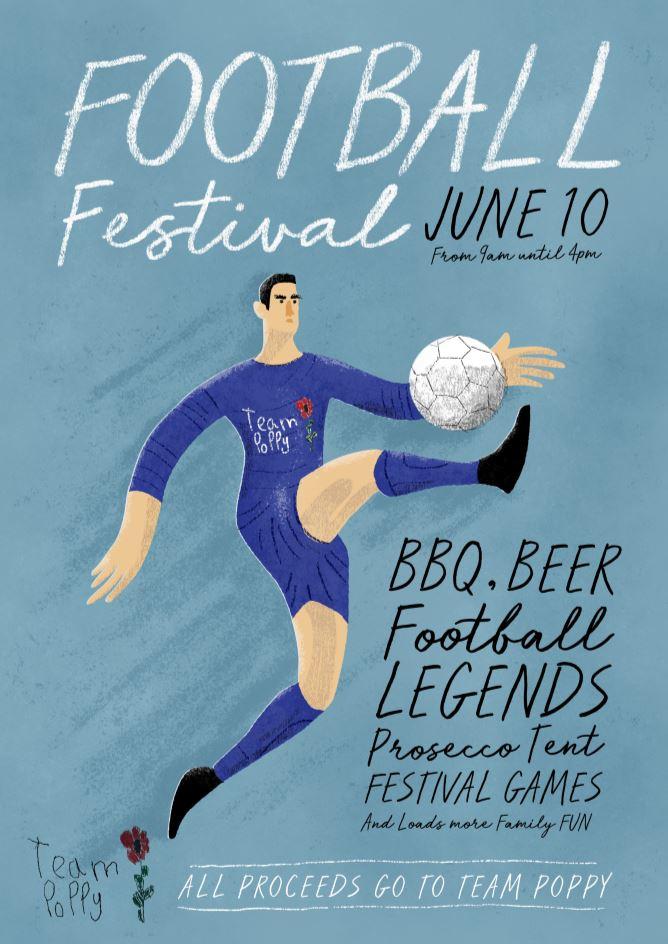 Football Festival June 10